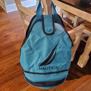Nautica Beach Bag/cooler backpack